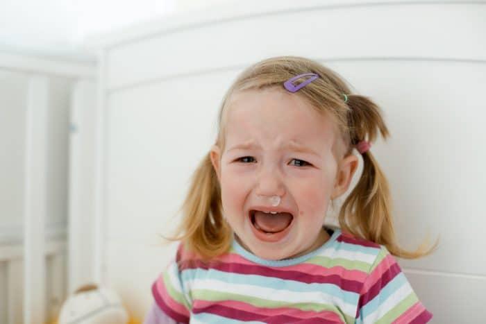 neutralizar rabieta niño