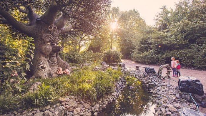 Parque temático Efteling Fairytale Tree