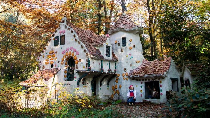 Parque temático Efteling World of Wonders Hansel and Gretel