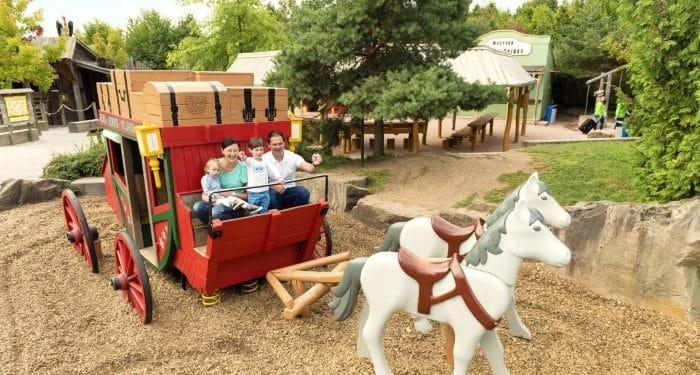 Parque temático Playmobil Fun Park de Zirndorf, en Alemania