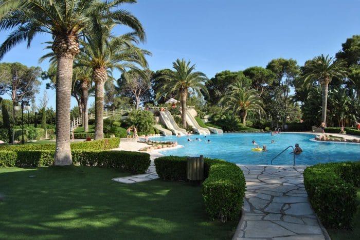 Playa Montroig Camping Resort en Miami Platja, Tarragona