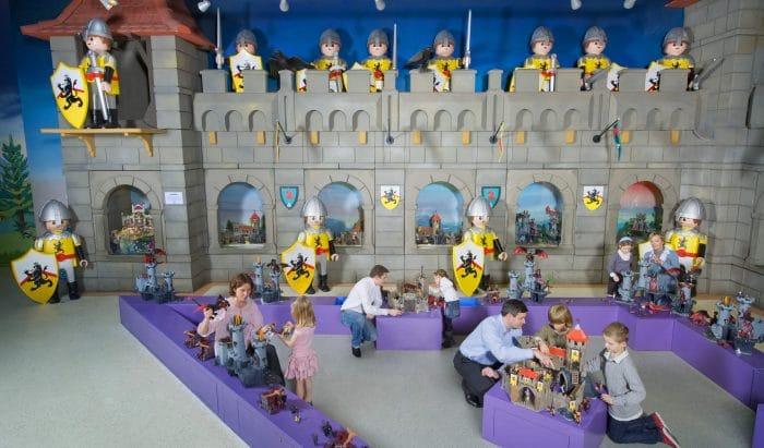 Playmobil Fun Park de París, en Francia