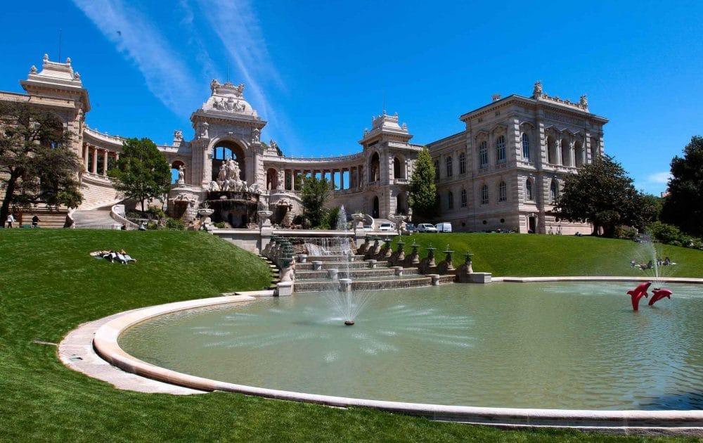 Viajar Le Palais Longchamp, en Marsella, Francia