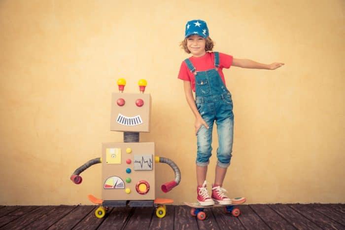 enseñar a un niño perseverancia