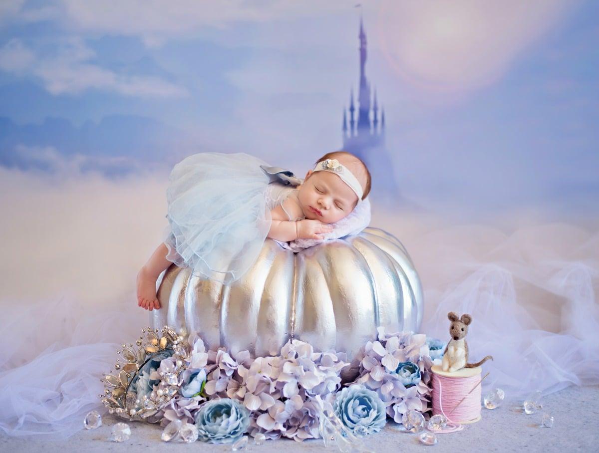 Cenicienta (La Cenicienta) Foto bebé princesa Disney