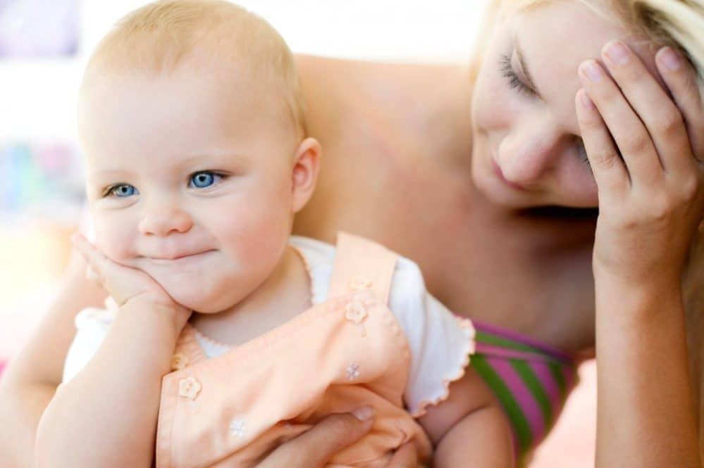 mujeres recuperación embarazo parto