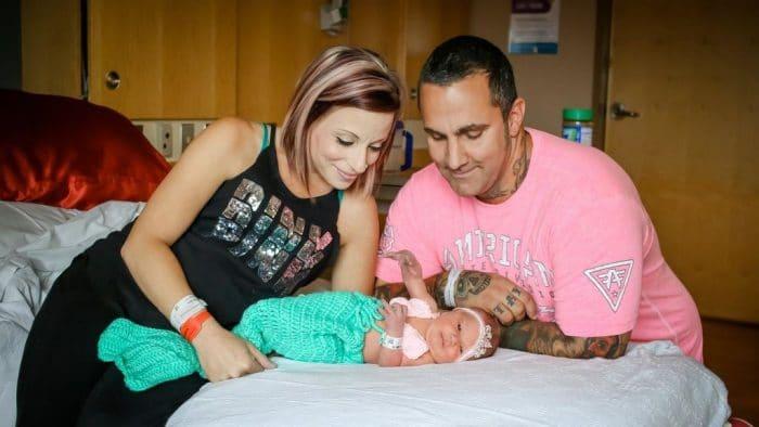 Mariana bebé muertoMeningitis HSV1herpes labial