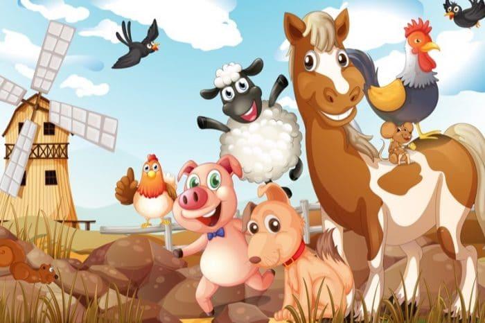 10 canciones infantiles sobre los animales de granja - Fotos infantiles de animales ...
