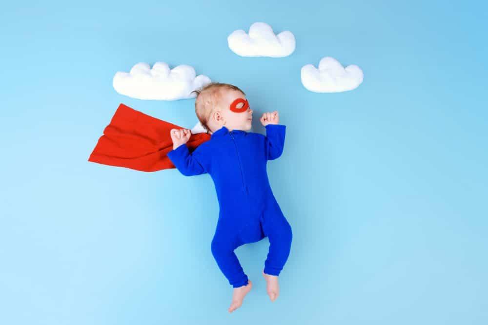Calendario orientativo: El desarrollo del bebé desde que nace hasta los 18 meses