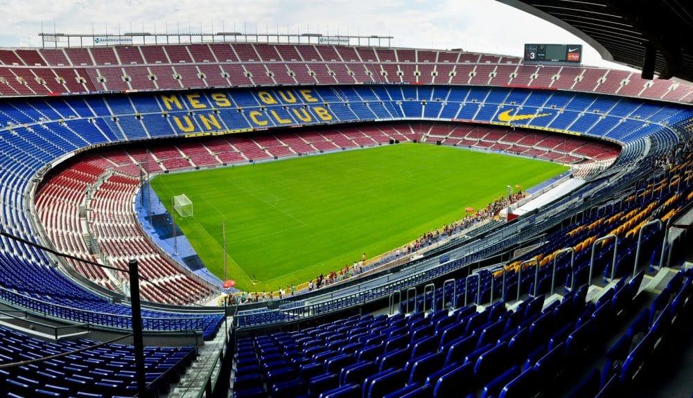 El Camp Nou y el Museo del Barça, Barcelona