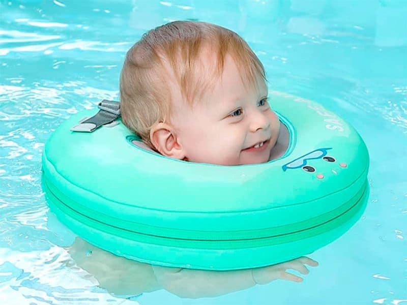 Flotadores de cuello para bebés