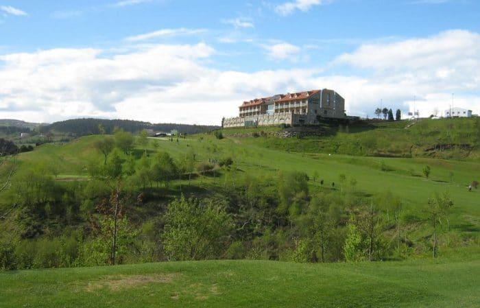 Hotel rural Abba Comillas Golf Hotel, en Comillas, Cantabria