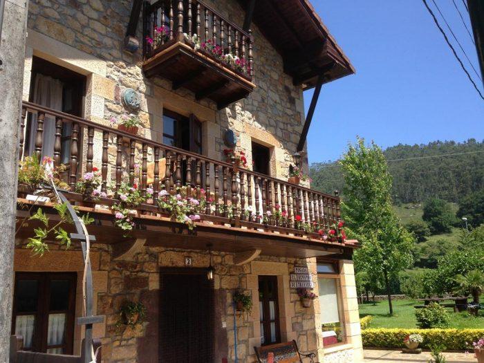 Hotel rural Posada El Remanso de Triviecu, en La Cavada, Cantabria