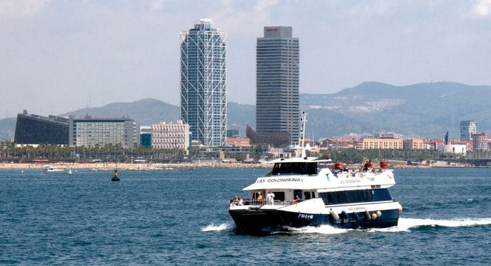 Las Golondrinas, Barcelona niños