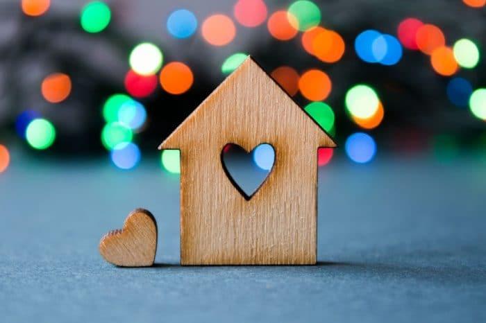 amor hogar corazón hijos