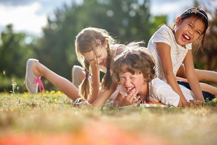 desarrollar sentido humor niños
