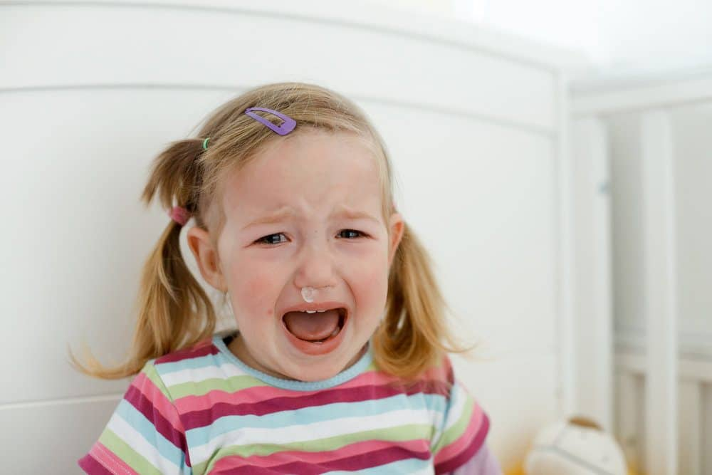 Las rabietas de los niños son el comienzo de la Inteligencia Emocional