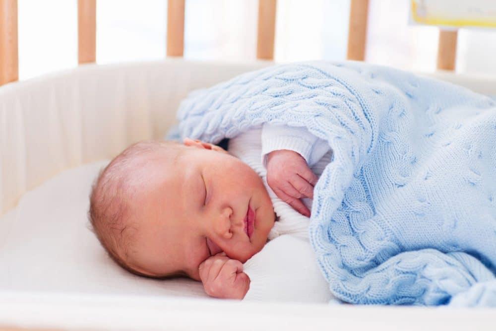 sueño bebé recién nacido