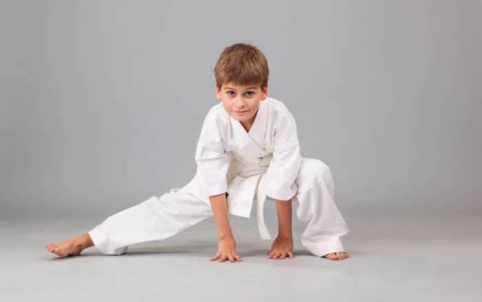 Artes marciales para niños beneficios