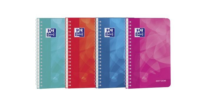 Cuadernos Oxford gama Schoo