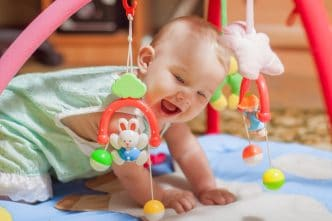 Ejercicios estimulación temprana