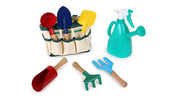 Kit de huerto infantil todo lo que los ni os necesitan for Todo jardin herramientas