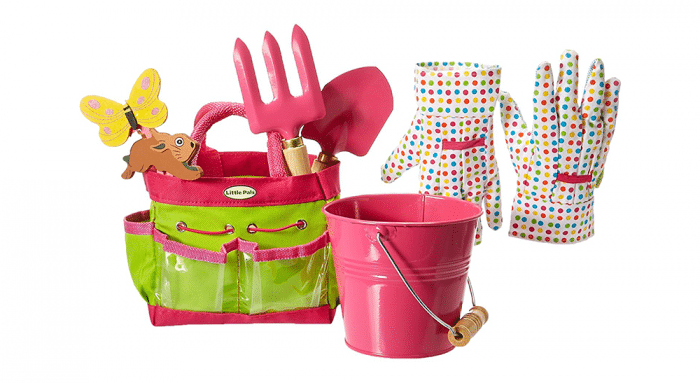 Kit de huerto infantil: Todo lo que los niños necesitan para hacer ...