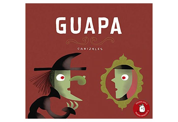 Cuento Guapa, de Harold Jiménez Canizales