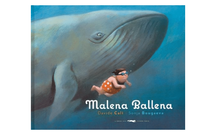 Cuento Malena Ballena, de Davide Calli