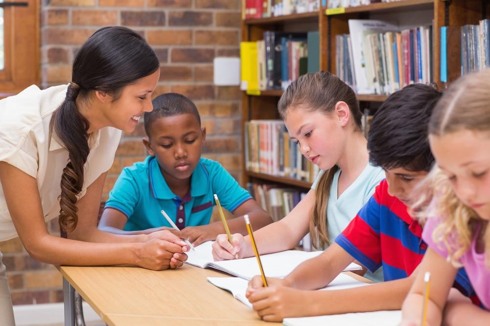 Enseñar dos idiomas a los niños