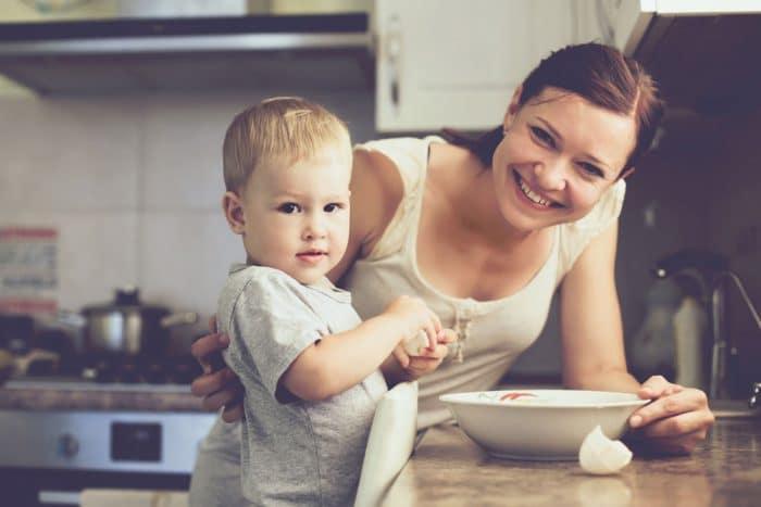 Ser madre a partir de los 30 años beneficios