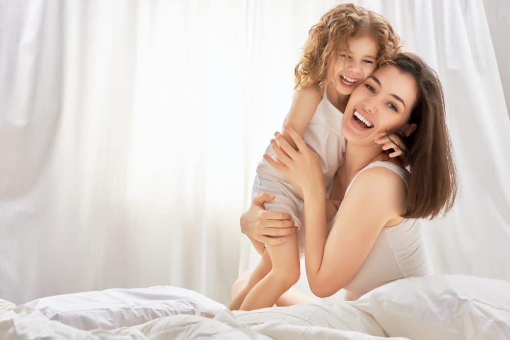 Una madre piensa por dos primero por sus hijos y luego por ella