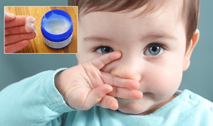 b746df1fd Por qué no debes usar Vick VapoRub en bebés menores de dos años ...
