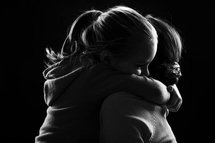 Abrazos niños