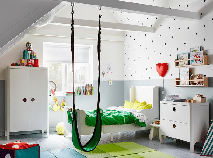 Cama Montessori Busungede Ikea