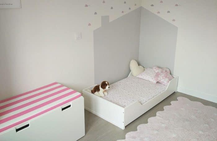 Cama infantil Montessori de Kutuva