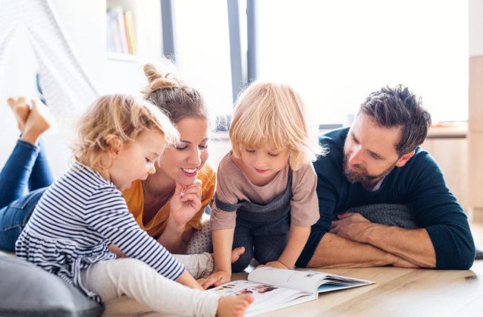 Enseñar niños valor respeto