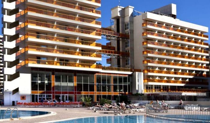 Hotel Dynastic, en Benidorm