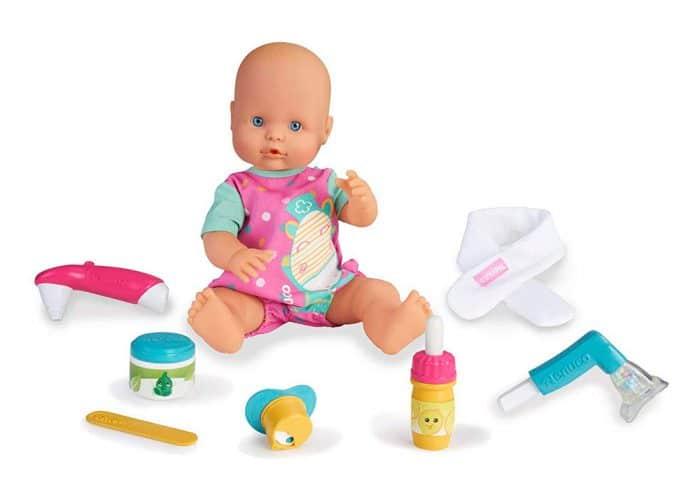 Juguete muñeco Nenuco Dolor Garganta