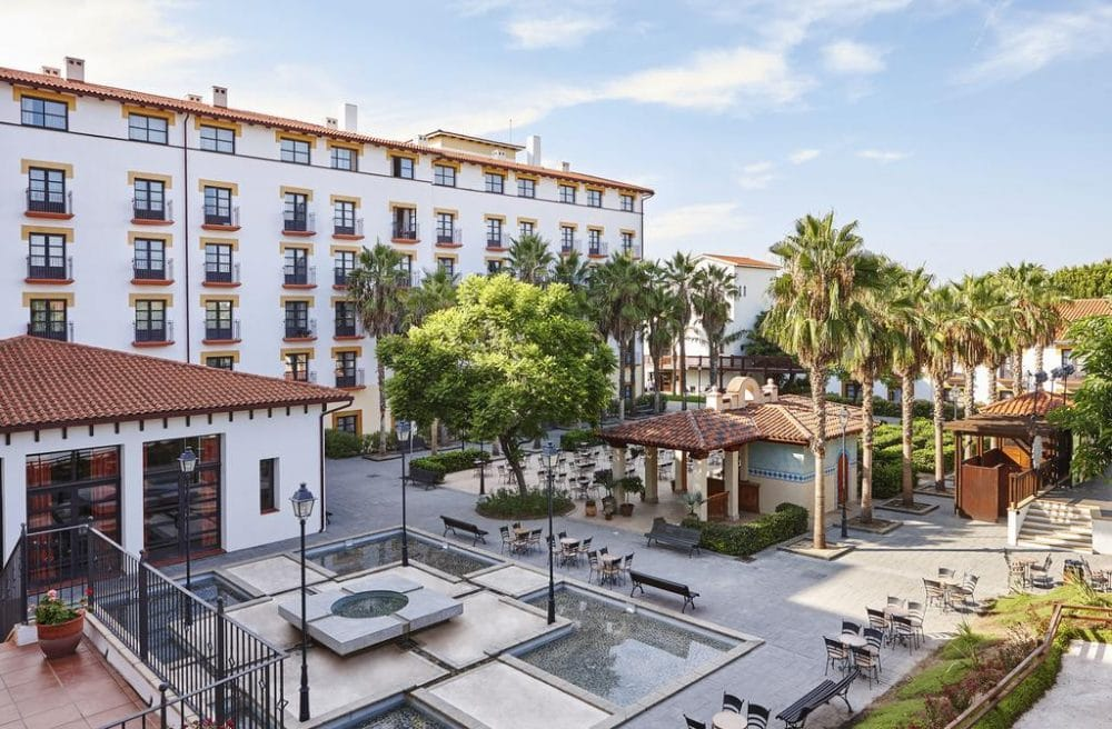 PortAventura Hotel El Paso, en Tarragona