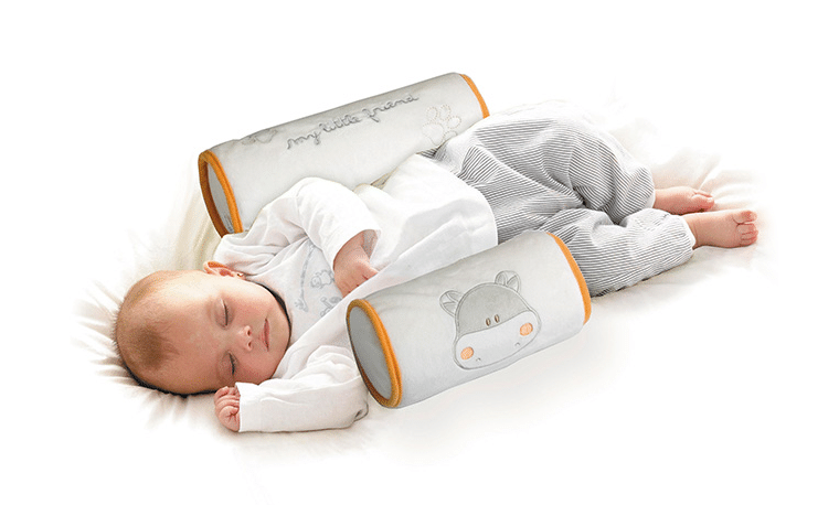 Posicionador para dormir bebes