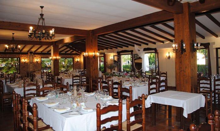 Restaurante La Casona de la Granja, en Cartagena, Murcia