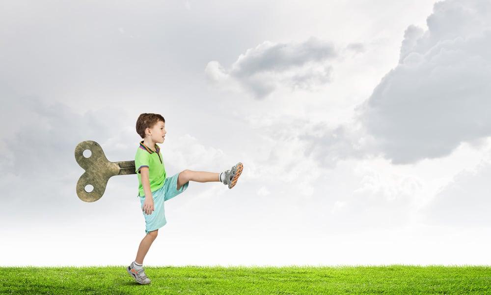 hiperactividad niños