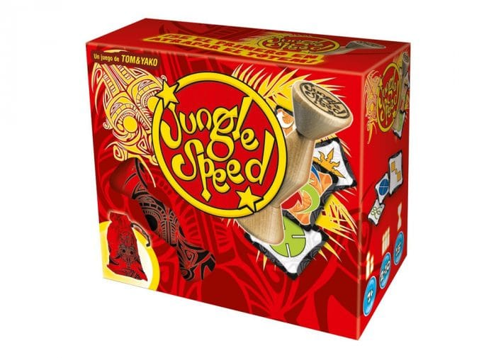 Juego de mesa Jungle Speed TDAH