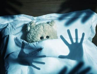 Miedo a dormir niños