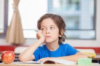 Déficit de atención niños síntomas
