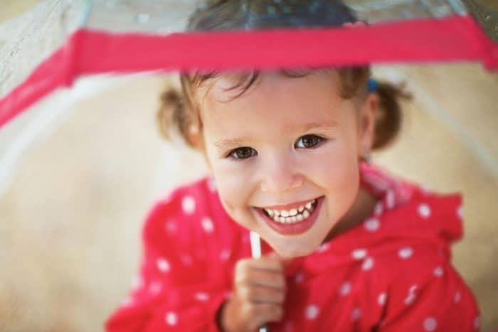 niños frases positivas