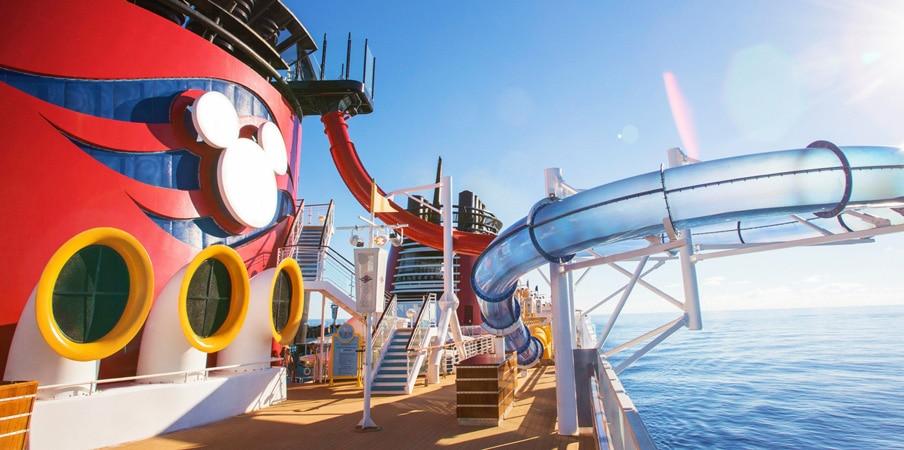 Crucero Disney Mediterraneo
