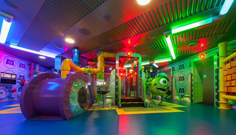 Crucero DisneyOceaneer Disney Club