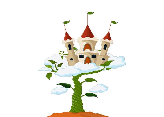 Cuento infantil: Juan y las habichuelas mágicas